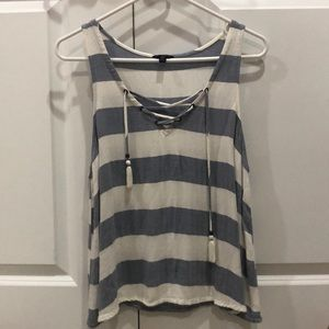 striped shirt from aeropostale!